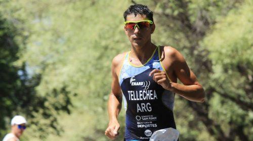Tellechea se bajó de las competencias internacionales y hace foco en nuevos objetivos