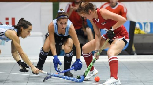 Hockey Indoor (F): Argentina perdió en la final con EEUU