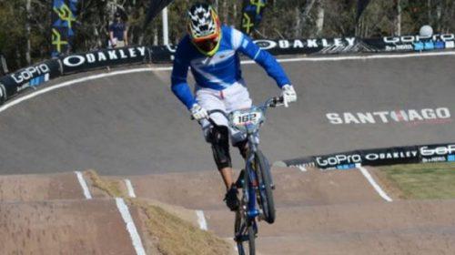 ¡Chalo Molina es el nuevo campeón argentino de BMX!