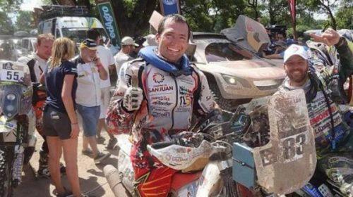 En la previa de su 5° Dakar, el «Puchi» Ontiveros cuenta sus inicios y expectativas