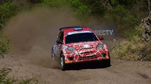 ¡Abarca y Pastén aparecen en el espectacular clip del Rally Argentino!