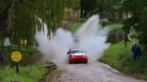 Rally Argentino: Pastén, un podio que permite soñar
