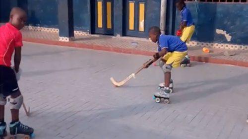 Africa nace al Hockey