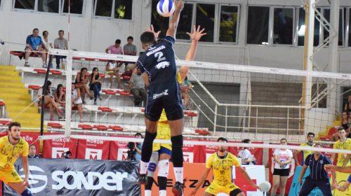 Fixture Sudamericano Voley: UPCN y Obras, listos para el debut