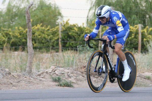 La Vuelta: Alaphilippe asaltó a la punta