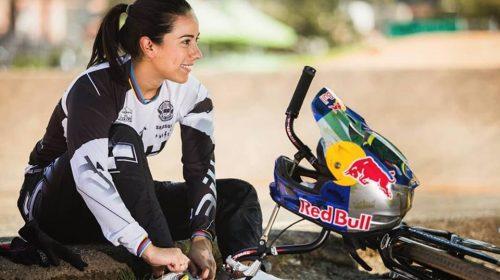 BMX: Viene Mariana Pajón, colombiana Oro en Londres 2012 y Río de Janeiro 2016