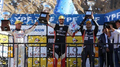 TR Series: Flaqué logró su primer podio y Persia, el tercero