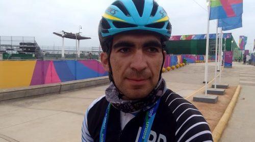 Lima2019: Rubén Ramos está listo