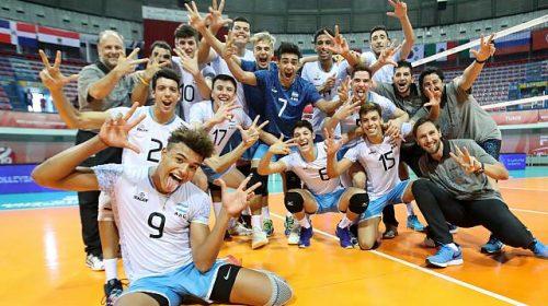 U19: Con Armoa e Ibazeta, Argentina ganó la medalla de bronce
