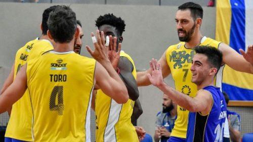 Copa Argentina: UPCN debutó con un triunfo ante Ateneo