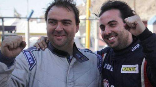Formato especial para el Top Race en Olavarría, donde los hermanos Persia estrenarán su propia estructura