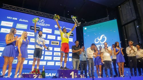 VSJ: Los premios que quedaron para los equipos sanjuaninos