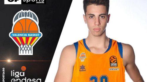 La 'joya' del básquet sanjuanino continuará su carrera en España