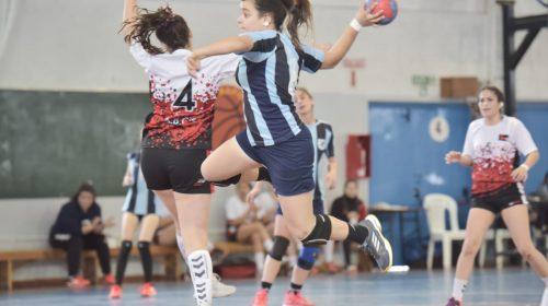 Sol Rodríguez apuesta a nuevas conquistas con la selección provincial y con la 'U' en handbol