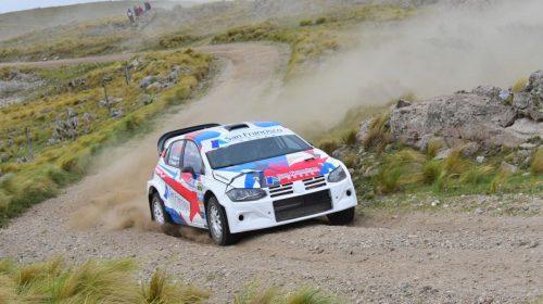 Con Pastén, Abarca y Landa, el Rally Argentino se presenta en Catamarca por primera vez