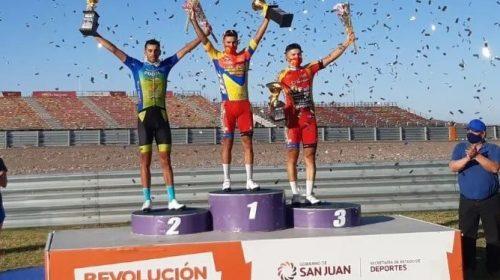 Nicolás Tivani se quedó con la carrera en El Villicum