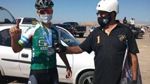 Todos los ganadores del regreso del MTB en Albardón