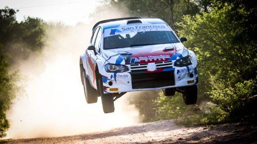 Gastón Pastén fue quinto en la final de la RC2B del Rally Argentino