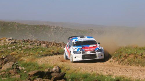 Rally Argentino: Pastén y Landa corren en suelo bonaerense