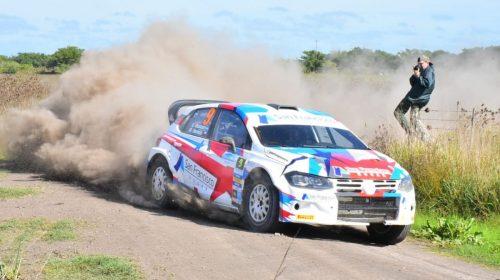 Pastén, Abarca y Landa representarán a San Juan en el Rally argentino