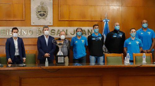 UPCN exhibió su última conquista en Casa de Gobierno