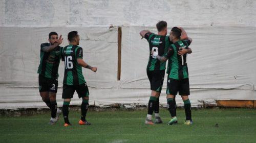 Video: mirá el gol de Campana, en el empate de San Martín ante Defensores de Belgrano