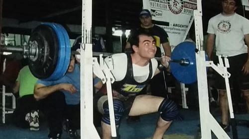 """""""Hacer fuerza es lo más lindo"""": la historia de Ariel Arias, multicampeón de potencia"""