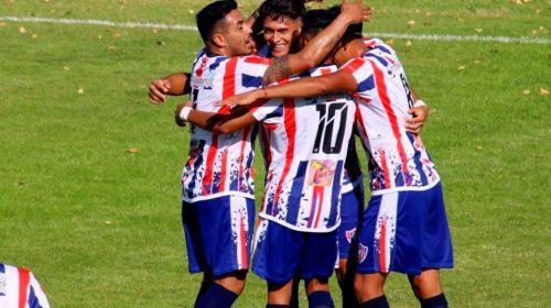 Peñarol empató en Bahía Blanca y acumuló un invicto de siete partidos