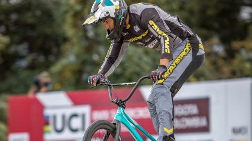 El Chalo Molina tras competir en Bogotá:»Voy a tratar de ser lo más fuerte posible para levantarme y estar donde tengo que estar»