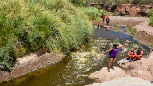 Advertencia a deportistas: el Ejército hará practicas de tiro en El Pinar y Parque Faunístico