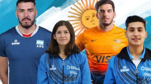 Sanjuaninos de camiseta albiceleste y sus próximos compromisos internacionales