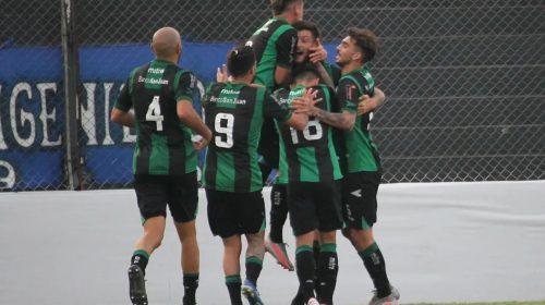 Video: mirá el gol con el que San Martín derrotó a Almagro