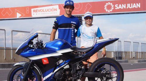 El equipo argentino de Yamaha tiene fecha en bLU cRU Cup 2021 de Brasil