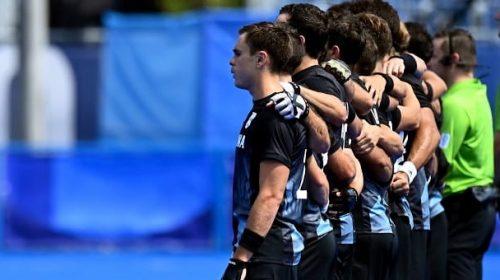 Fin del sueño de la defensa del oro olímpico para Agustín Bugallo y Los Leones