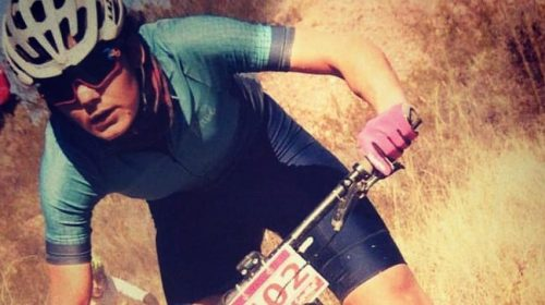 MTB: Inés Gutiérrez volvió a competir y ganó en Mendoza