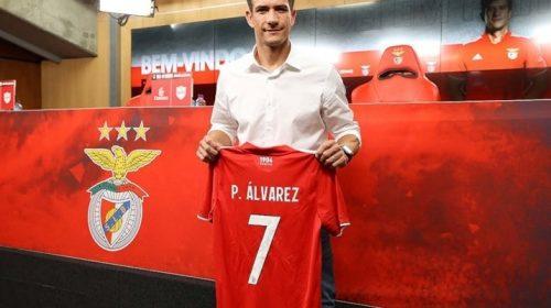 Recibimiento de lujo del Benfica para el sanjuanino que quiere hacer historia en Portugal