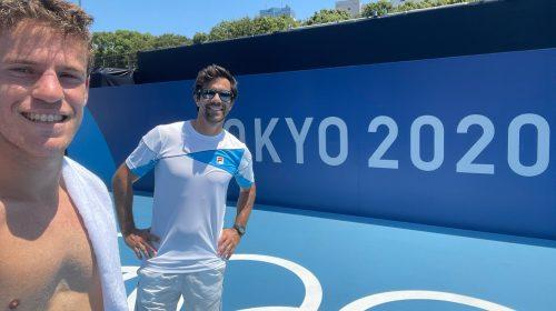Mantener la «vara Del Potro», la difícil misión del tenis argentino en Tokio 2020