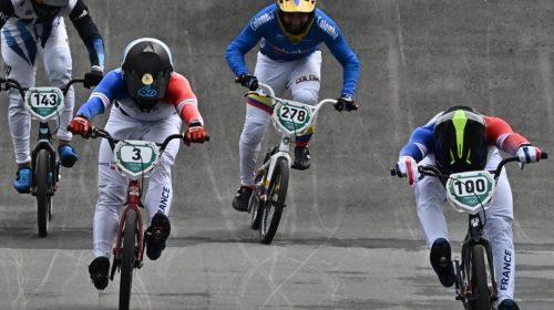 BMX olímpico: la pista, las carreras y la participación del riojano Torres, en la opinión del Chalo Molina