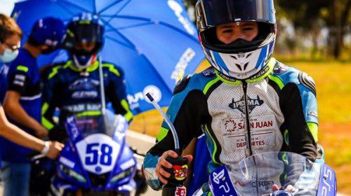 Facundo Mora tiene la mirada en el podio para su próxima carrera en Brasil