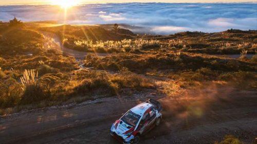 Rally Argentino: los pilotos sanjuaninos salieron a escena en Córdoba