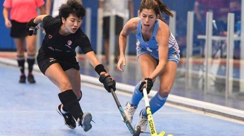 Luciana Agudo: «Mi próxima meta son los World Roller Games de San Juan»