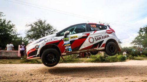 Rally Argentino: los pilotos sanjuaninos son optimistas para el fin de semana