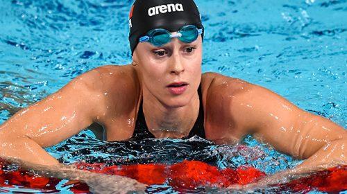 Federica Pellegrini, la primera nadadora de la historia en clasificarse a cinco finales seguidas de una misma prueba