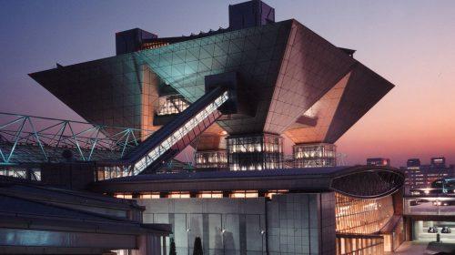Cómo es la impresionante sede del centro principal de prensa en Tokio 2020