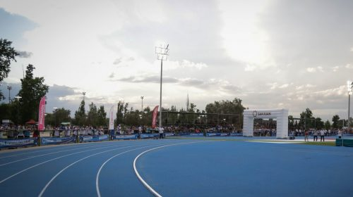 La pista del Ñandú Morales será escenario del cuarto torneo provincial de atletismo