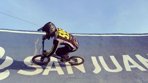 Sin financiamiento para el Mundial de BMX, el Chalo Molina reprogramó sus objetivos