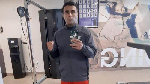 La aventura de Sardinez en EEUU: fue a pelear, quedó varado y aprovechó para entrenar en gimnasios por donde pasaron desde Alí hasta De la Hoya