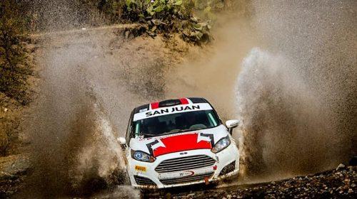 Rally Argentino: Abarca y Pastén cerraron un domingo positivo