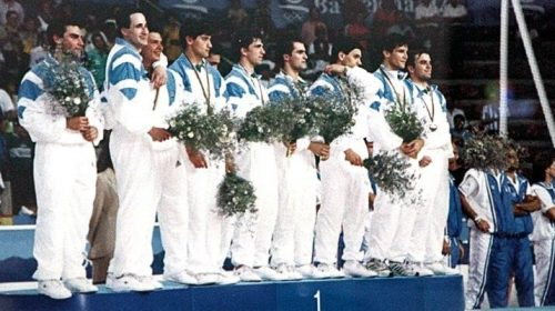 7 de agosto, día de medallas sanjuaninas: el recuerdo de Alfred Bridge por el oro del hockey en Barcelona '92