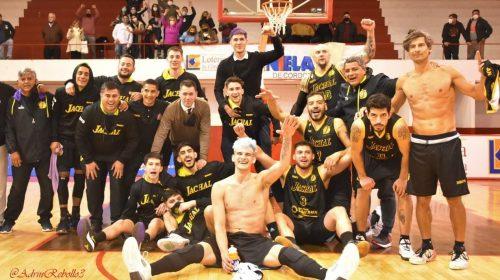 Jáchal hizo historia en Córdoba: salió campeón del Federal y logró el ansiado ascenso